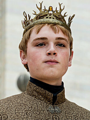 Tommen blood of my blood