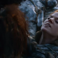 Ygritte conhece <a href=