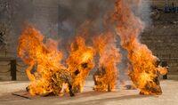 Сыны Гарпии в огне 5x09