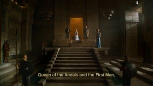 406 Queen of the Andals and the First Men
