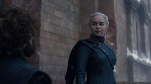 806 Daenerys Tyrion