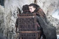 Arya e Bran - Os Espólios da Guerra