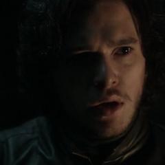Jon spotyka upiora.