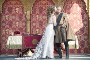 Свадьба Джоффри и Маргери 4x02