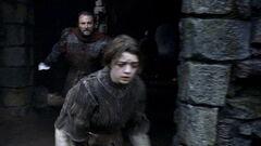 Amory chases Arya