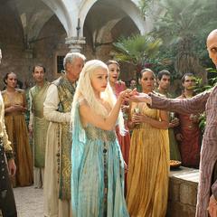 Daenerys i Jorah spotykają Pyata Pree.
