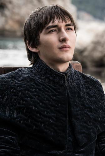 Bran Stark Tot