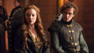 Margaery and Loras Tyrell 4x06