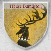 Baratheon shield