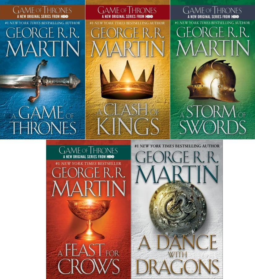 George Rr Martin Song Of Ice And Fire Ebook