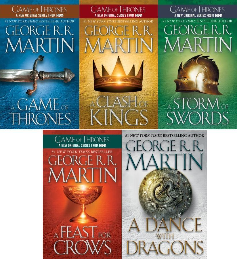 Game Of Thrones Book 1 Epub