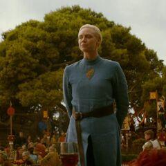 Brienne podczas <a href=