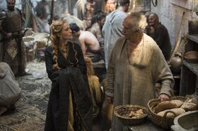 Cersei and High Sparrow-5x03
