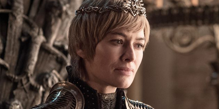 Cersei Lannister got season 8