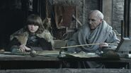 Bran and Luwin
