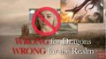 Daenerys Targaryen Wrong For Dragons, Wrong For The Realm