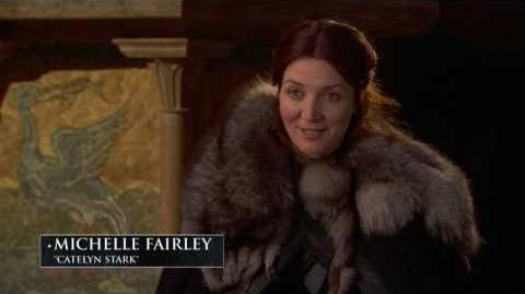 Game of Thrones Character Feature - Catelyn Stark (HBO)