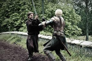 302 Brienne von Tarth Jaime Lennister Duell