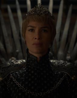S06E10 - Cersei Lannister Cropped