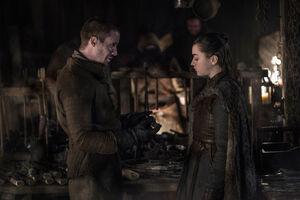 801 Gendry Arya Stark