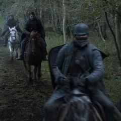 Poszukiwania Brana i Rickona.