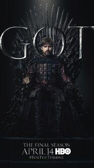 Season 8 poster Jaime