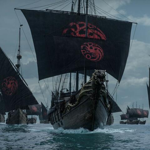 Daenerys' Flotte
