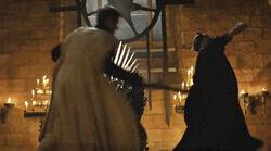 Jamie Stabs Aerys