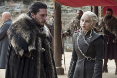 Jon and Dany 707