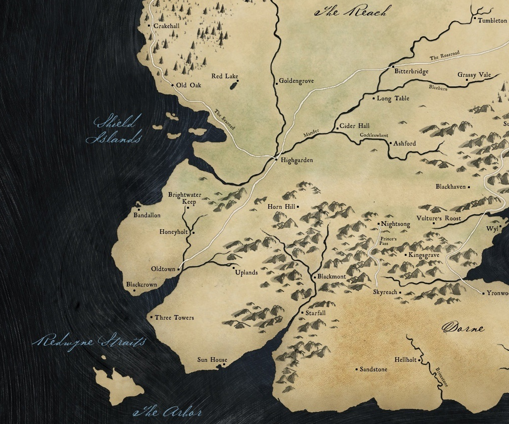 The reach game of thrones wiki fandom powered by wikia the reach gumiabroncs Image collections