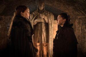 704 Arya und Sansa (1)