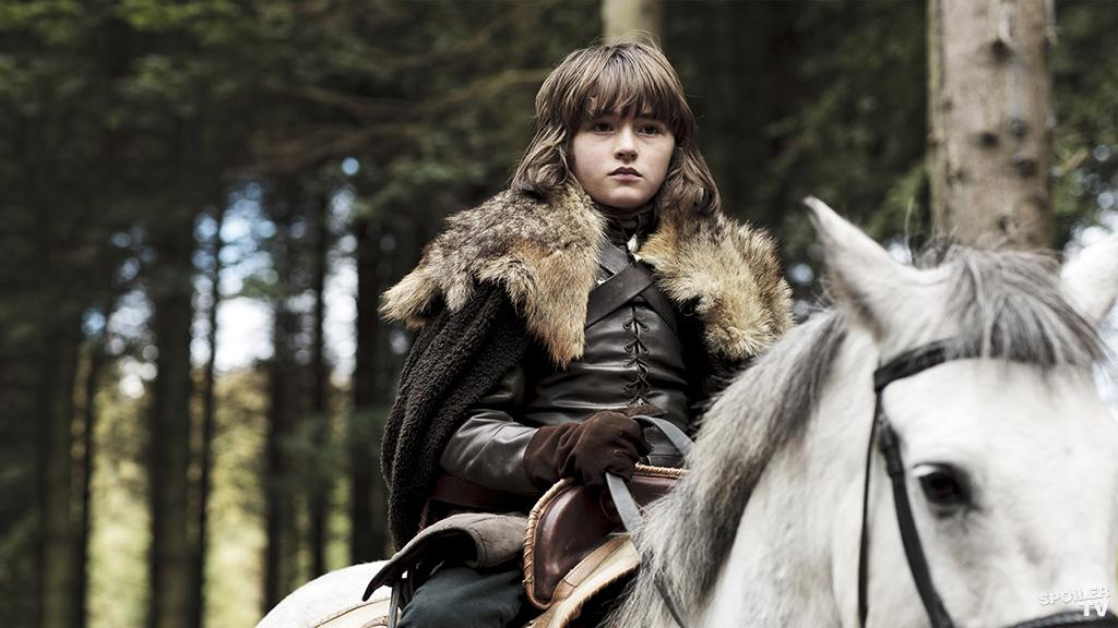Image result for bran in his new saddle