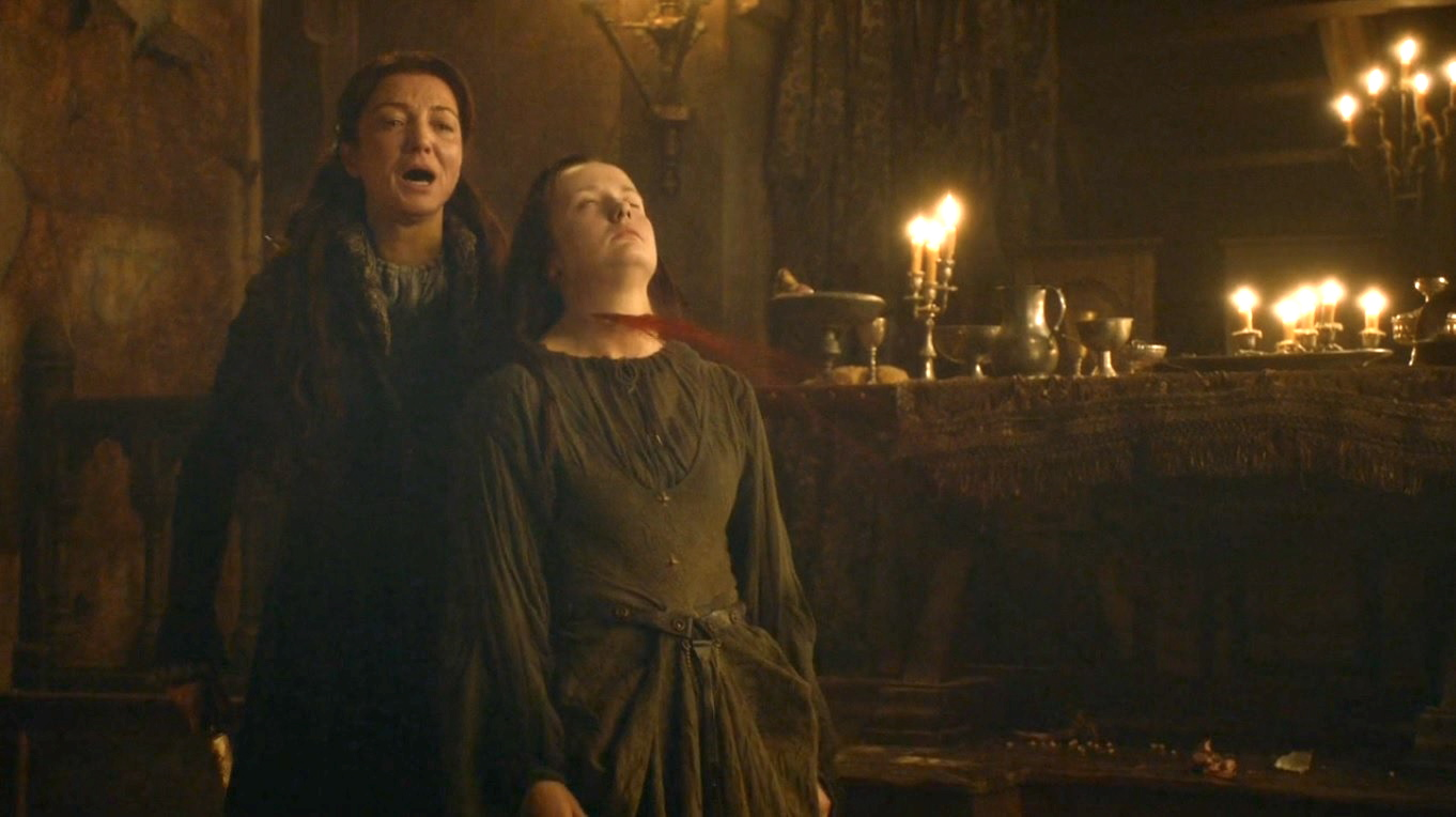 The Red Wedding Season.The Rains Of Castamere Episode Game Of Thrones Wiki Fandom