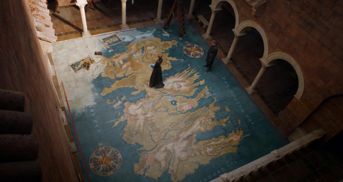 Game Of Thrones Cersei Room