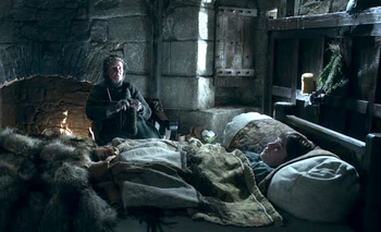 Bran and Old Nan 1x02
