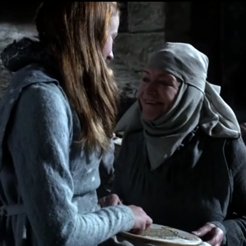 Septa prawi komplementy Sansie.
