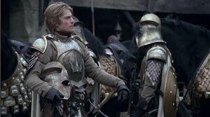 101 Jaime Lennister Ankunft Winterfell