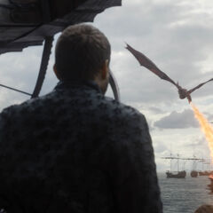Die Eiserne Flotte wird zerstört