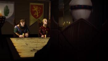 House Lannister, Kings of the Rock & House Gardener, Kings of the Reach
