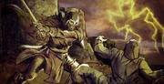 Orys vs Argilac