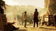 Arya and Gendry 1x10