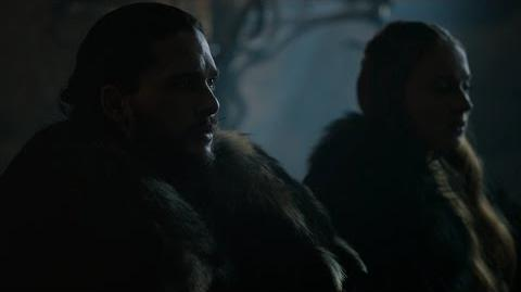 Game of Thrones Season 6 Episode 10 King in The North