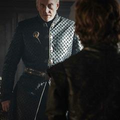 Tywin i Tyrion.