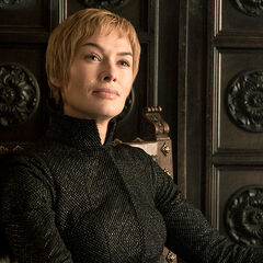 Cersei considers Tyrion's parlay offer.