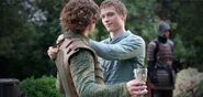 Olyver kissed by fire