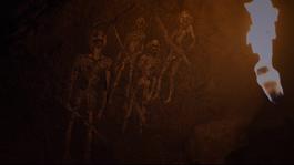 ציורי מערות של המהלכים הלבנים