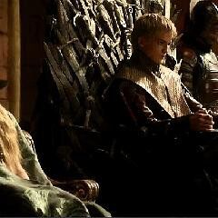 Cersei ensures Joffrey takes the Iron Throne in
