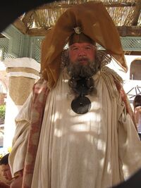 Ian McNeice as Illyrio