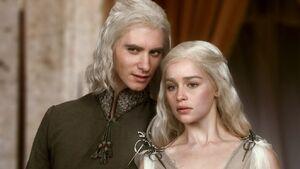 101 Viserys redet mit Daenerys