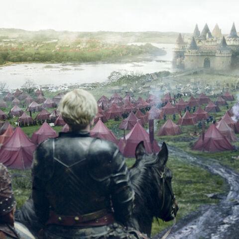 Ankunft von Brienne